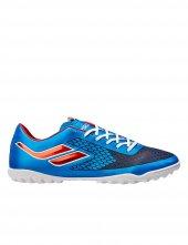Lescon 001 Titan Saks Mavi Halı Saha Ayakkabısı
