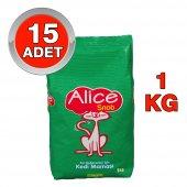 Alice Snob Kuru Kedi Maması 1x15 Adet 15 Kg
