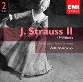 Boskovsky J. Strauss Iı 19 Waltzes