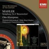 Klemperer Mahler Symphony No.2 R