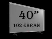 Tv Ekran Koruyucu 40 İnç 102 Ekran Uyumlu Mobays