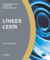 Lineer Cebir Mühendislik Ve İstatistik Bölümleri İçin