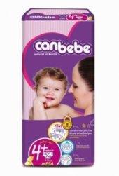 Canbebe Dev Eko Paket Bebek Bezi Maxi Plus 9 16 Kg No 4+ 46 Adet