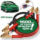 Automix Takviye Kablosu 200 Amp Kutulu