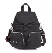 Kipling K13108 900 Firefly N Basic Sırt Çantası Siyah