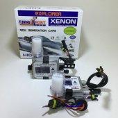 Xenon Far Seti Canbus H7 8000k Kalın Balans Explorer