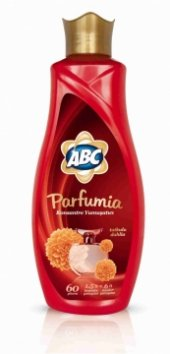Abc Parfumia Tutkulu Dahlia Konsantre Yumuşatıcı 60 Yıkama 1.5 Lt