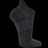 Dry Active Unisex Bay Bayan Siyah Seamless Spor Çorap