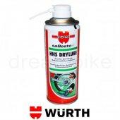 Würth Hhs Drylube Kuru Zincir Yağlayıcı 400 Ml. Made İn Germany