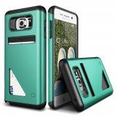 Lıfıc Galaxy Note 5 Mighty Card Defense Kılıf Mint