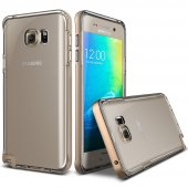 Verus Galaxy Note 5 Crystal Bumper Kılıf Shine Gold