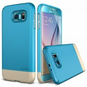 Verus Galaxy S6 Case 2link Kılıf Sapphire Blue