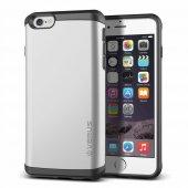 Verus İphone 6 Plus 6s Plus Damda Veil Kılıf Light Silver