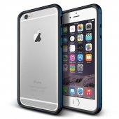 Verus İphone 6 6s 4.7 Iron Bumper Kılıf Monaco Blue
