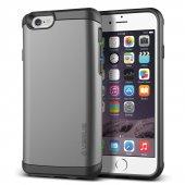Verus İphone 6 6s 4.7 Damda Veil Kılıf Steel Silver