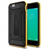 Iphone 6 Plus 6s Plus Kılıf, Spigen Neo Hybrid Carbon Reventon Yellow