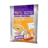 Big Joy Yüksek Proteinli Mercimek Çorbası, 4 Ad X 36 Gr