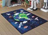 Confetti 133x190 Spacetime Bebek Çocuk Anaokulu Oyun Oda Halısı