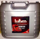 Lubco Süper 20w50 16lt Bidon