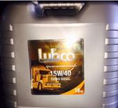 Lubco Turbo Dizel 15w40 16lt Bidon