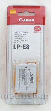 Canon Lp E8 Orjinal Batrya 550d 600d 650d 700d