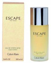 Calvin Klein Escape For Men Edt 100 Ml Erkek Parfümü
