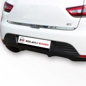 Spider Renault Clio4(2013) Krom Bagaj Alt Çıta