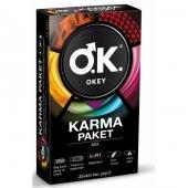 Okey Prezervatif Karma 10 Lu