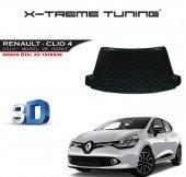 Renault Clio 4 Bagaj Havuzu 3d Tasarım
