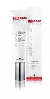 Skincode Brightening Overnight Mask 50 Ml (Aydınlatıcı Gece Maskesi)