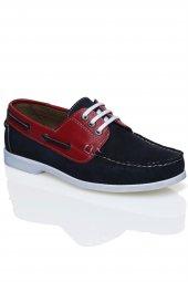 Buenza Srf Tmb01 Nubuk Ayakkabı Lacivert