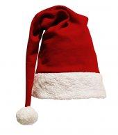 Noel Baba Şapkası Kırmızı