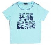 Blue Beach T Shirt Mint