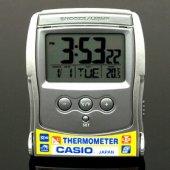 Casio Pq 65 Isı Ölçer Takvimli Alarmlı Işıklı Dijital Masa Saati
