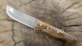 Yüzme Bıçağı 22cm El İşçiliği 4110 Çelik Akçelik