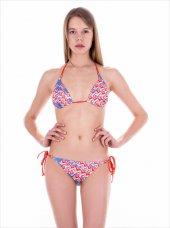 Ff0001 İnce Sünger Kaplı Bikini