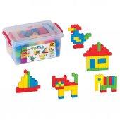 Bebek Oyuncak Lego Oyun Seti Zeka Geliştirici Eğitici Oyuncak