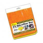 Automix 2li Mikrofiber Temizlik Bezi