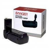 Nikon İçin Sanger Mb D80 Battery Grip
