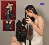 Nikon Kadın İçin Kare Çanta