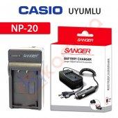 Casio Exilim Ex Z70sr Şarj Cihazı Şarj Aleti