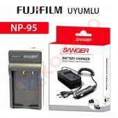 Fujifilm Finepix X100 Şarj Cihazı Şarj Aleti