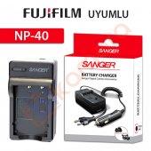 Fujifilm V10 Şarj Cihazı Şarj Aleti