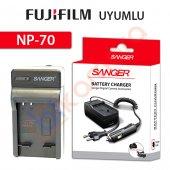 Fujifilm Finepix F40fd Şarj Cihazı Şarj Aleti