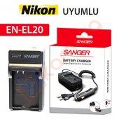 Nikon Enel20 Şarj Cihazı Şarj Aleti