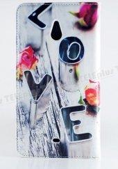 Nokia Lumia 1320 Desenli Kılıf Love