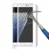 Samsung Galaxy Note 7 Cam Kavis Kısmı Dahil Full Koruma