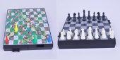 Satranç Takımı & Yılanlar Ve Merdivenler Oyun Seti