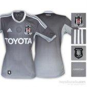Beşiktaş Çocuk Gri Maç Forması Orjial Bjk Forma D03361