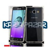 Samsung Galaxy J5 2016 Kılıf Şeffaf Hayalet Silikon Kılıf